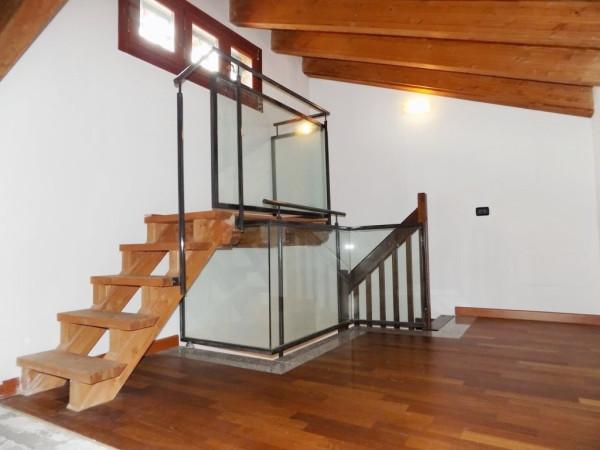 Villa a Schiera in vendita a Cornate d'Adda, 4 locali, prezzo € 278.000 | Cambio Casa.it