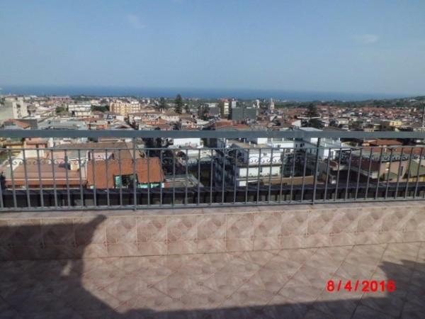 Appartamento in Vendita a Aci Catena Centro: 4 locali, 160 mq
