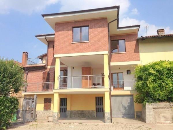 Appartamento in Vendita a Pavarolo Centro: 4 locali, 100 mq