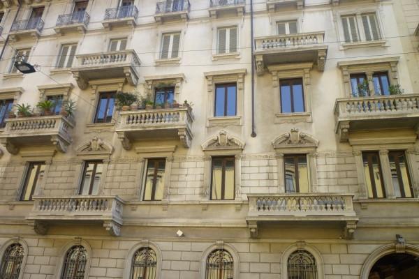 Appartamento in Affitto a Milano 01 Centro storico (Cerchia dei Navigli): 5 locali, 210 mq