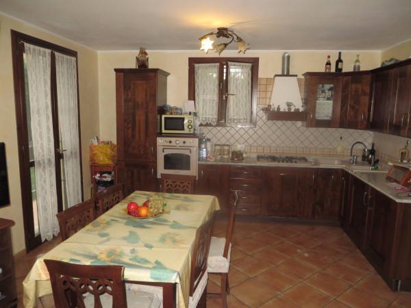 Villa a Schiera in vendita a Correggio, 6 locali, prezzo € 240.000 | Cambio Casa.it
