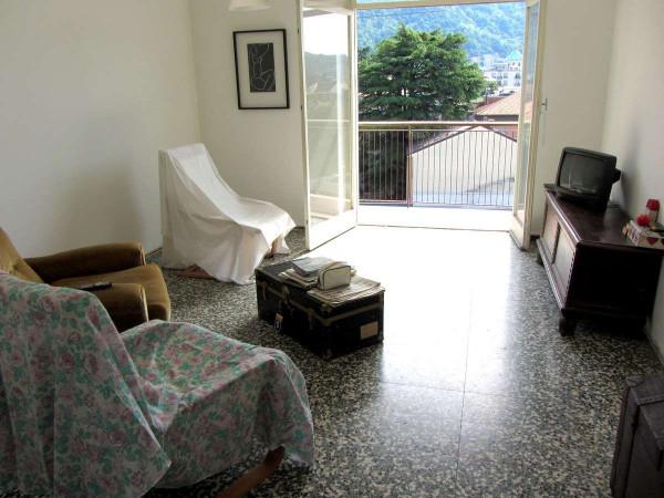 Bilocale Como Via Borgo Vico, 46 1
