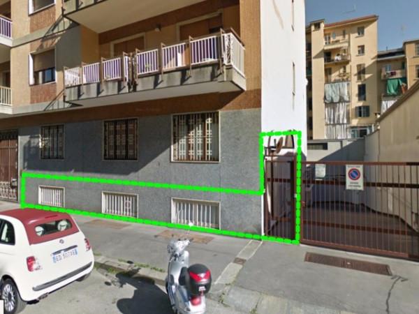 Magazzino in vendita a Torino, 5 locali, zona Zona: 11 . Regio Parco, Vanchiglia, Lungo Po, Vanchiglietta, prezzo € 78.000 | Cambio Casa.it