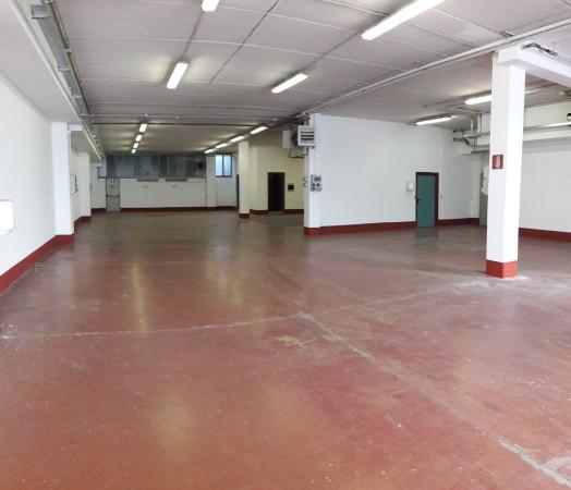 Laboratorio in affitto a Novate Milanese, 1 locali, prezzo € 1.590 | Cambio Casa.it