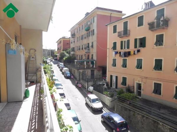 Bilocale Genova Via Aldo Manuzio 6