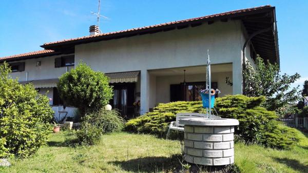 Villa in vendita a Ferno, 4 locali, prezzo € 350.000 | Cambio Casa.it