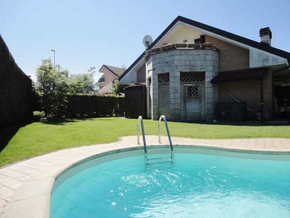 Villa in vendita a Busnago, 4 locali, prezzo € 279.000 | Cambio Casa.it
