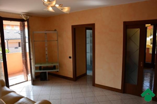 Bilocale Bernareggio Via Silvio Pellico 8