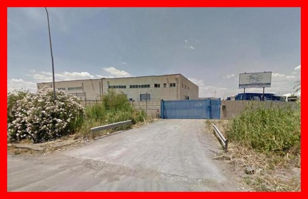 Capannone in vendita a Catania, 6 locali, prezzo € 730.000 | Cambio Casa.it