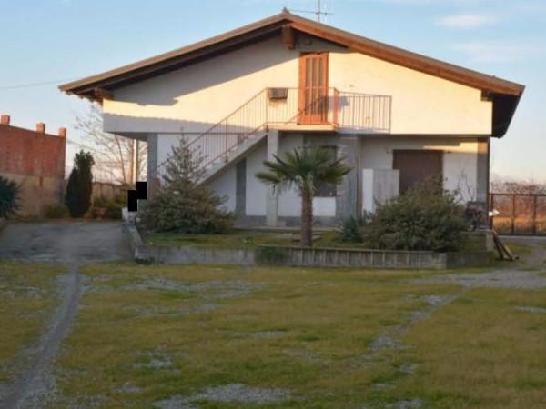 Villa in vendita a Torrazza Piemonte, 6 locali, prezzo € 50.000 | Cambio Casa.it