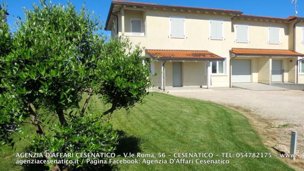 Villa in vendita a Cesena, 5 locali, prezzo € 349.000 | Cambio Casa.it