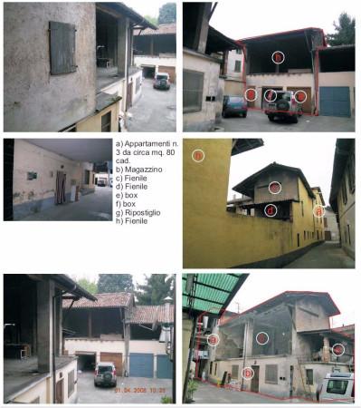 Palazzo / Stabile in vendita a Calvenzano, 5 locali, prezzo € 129.000 | Cambio Casa.it