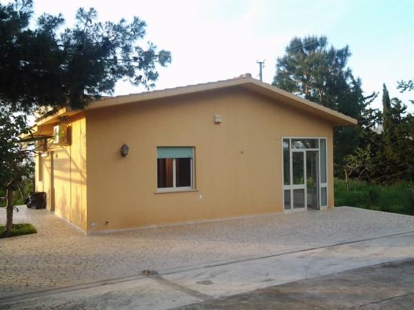 Villa in affitto a Cinisi, 3 locali, prezzo € 500 | Cambio Casa.it