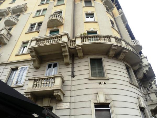 Bilocale Milano Via Giorgio Washington 12