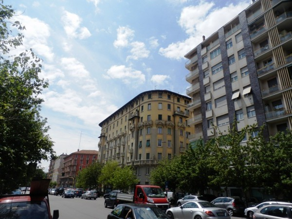 Bilocale Milano Via Giorgio Washington 13