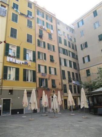 Bilocale Genova Piazza Lavagna 1