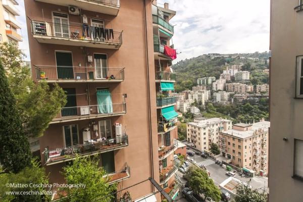 Bilocale Genova Via Posalunga 13