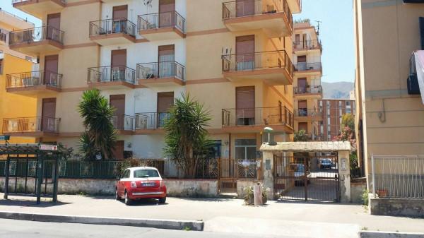 Bilocale Palermo Via Messina Marine 2