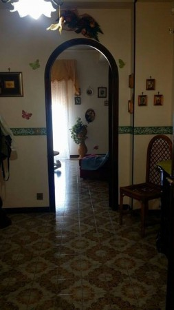 Bilocale Palermo Via Messina Marine 4