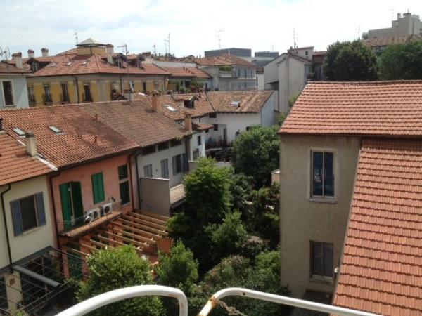 Bilocale Milano Via Guido Guinizelli 9