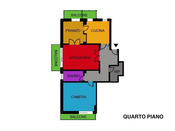 Bilocale Pescara Via Venezia 10