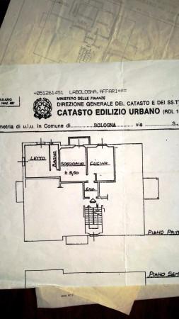 Bilocale Bologna Via San Mamolo 7
