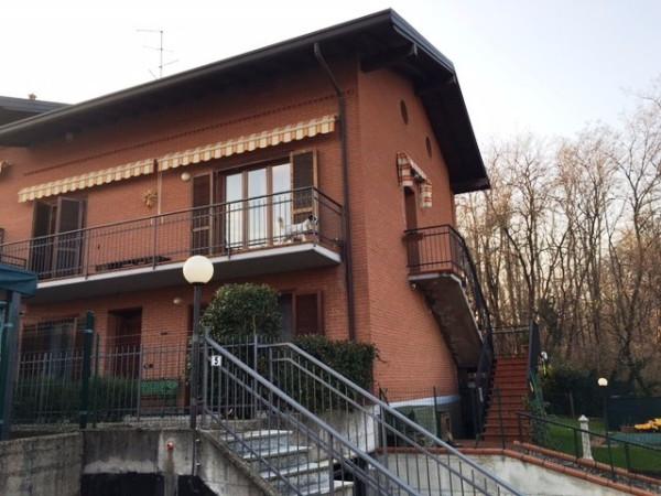 Soluzione Indipendente in vendita a Solbiate, 4 locali, prezzo € 230.000 | Cambio Casa.it