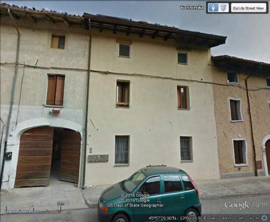 Palazzo / Stabile in vendita a Codroipo, 2 locali, prezzo € 70.000 | Cambio Casa.it