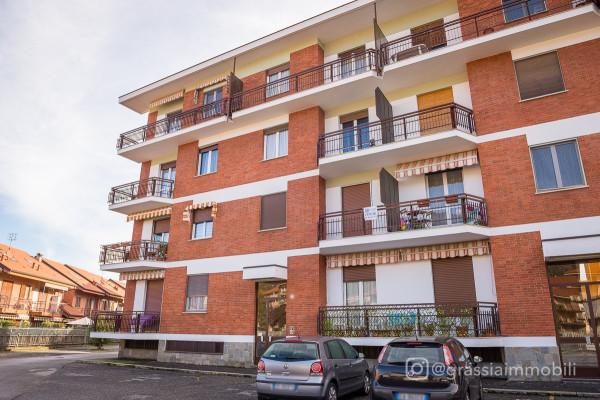 Appartamento in Vendita a Piossasco Centro: 2 locali, 80 mq