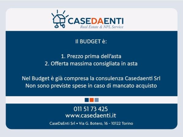 Bilocale Torino Corso Gaetano Salvemini 7