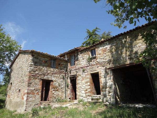 Rustico / Casale in vendita a Monte Castello di Vibio, 6 locali, prezzo € 195.000 | Cambio Casa.it