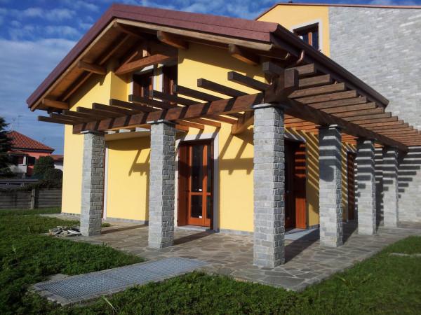 Villa in vendita a Briosco, 4 locali, prezzo € 420.000 | Cambio Casa.it