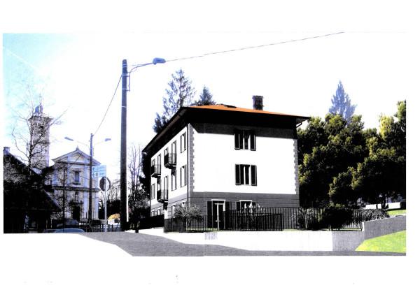 Appartamento in vendita a Cadegliano-Viconago, 3 locali, prezzo € 160.000 | Cambio Casa.it