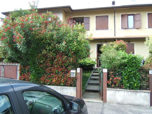 Soluzione Indipendente in vendita a Rodengo-Saiano, 4 locali, prezzo € 220.000 | Cambio Casa.it