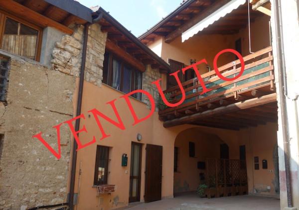 Appartamento in vendita a Monticelli Brusati, 2 locali, prezzo € 69.000 | Cambio Casa.it