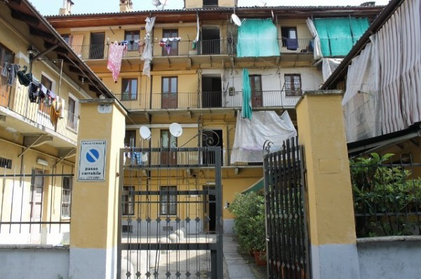 Bilocale Torino Corso Novara 1