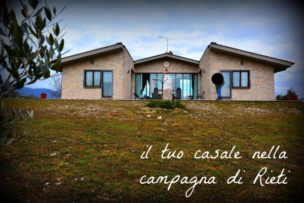 Villa in vendita a Torricella in Sabina, 5 locali, prezzo € 370.000 | Cambio Casa.it