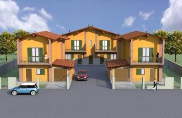 Villa in vendita a Chignolo Po, 4 locali, prezzo € 140.000 | Cambio Casa.it