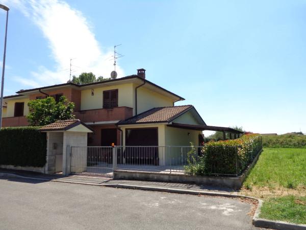 Villa a Schiera in vendita a Gerre de' Caprioli, 4 locali, prezzo € 250.000 | Cambio Casa.it