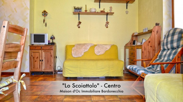 Bilocale Bardonecchia Via Montello 1