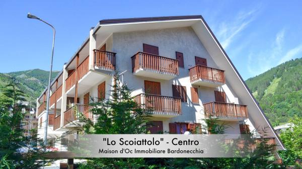 Bilocale Bardonecchia Via Montello 10