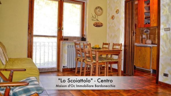 Bilocale Bardonecchia Via Montello 4