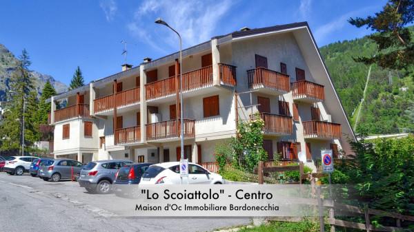 Bilocale Bardonecchia Via Montello 5