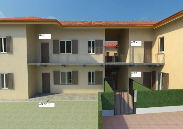 Appartamento in vendita a Samarate, 3 locali, prezzo € 170.600 | Cambio Casa.it