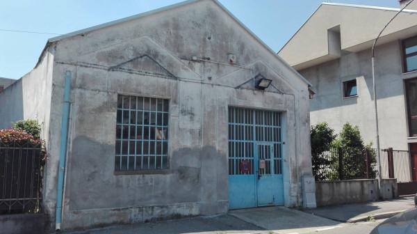 Laboratorio in vendita a Busto Arsizio, 1 locali, prezzo € 160.000 | Cambio Casa.it