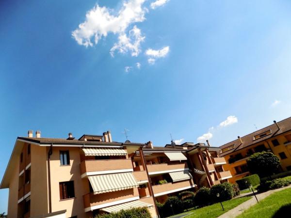 Appartamento in vendita a Masate, 3 locali, prezzo € 238.000 | Cambio Casa.it