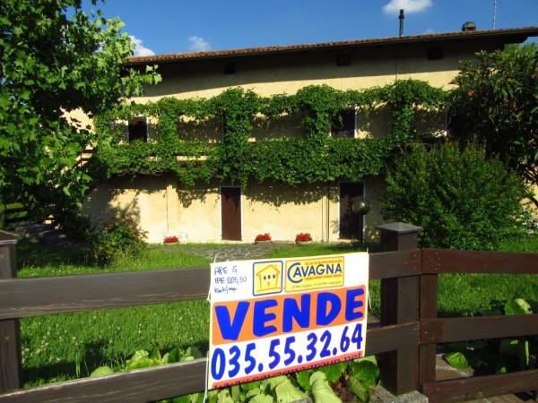 Bilocale Palazzago Via Grumello 1