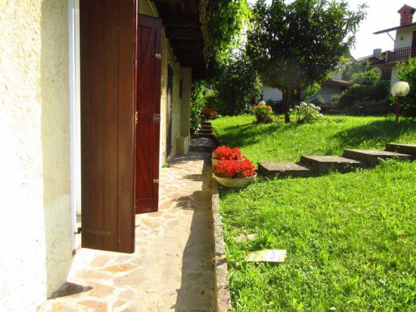 Bilocale Palazzago Via Grumello 2