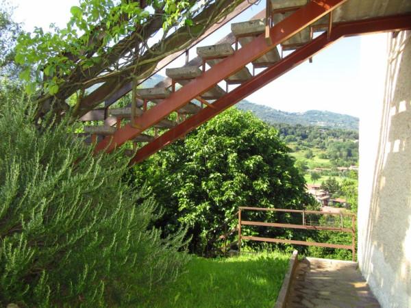 Bilocale Palazzago Via Grumello 3