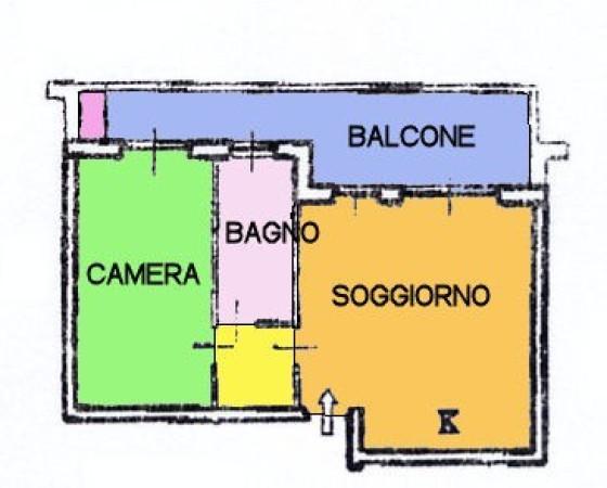 Bilocale Nerviano Via Sant'anna 12